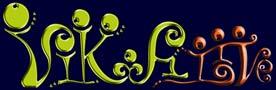 Вика Мирошкина. Логотип - www.vika-live.com